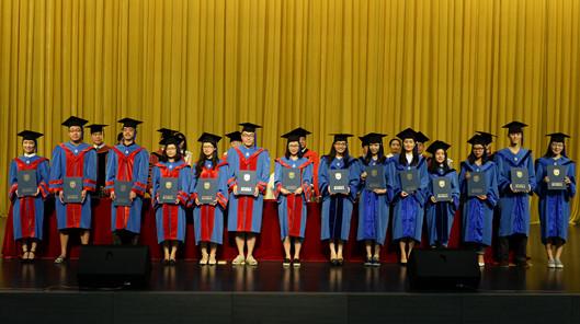 我校举行2016届研究生毕业典礼暨学位授予仪式