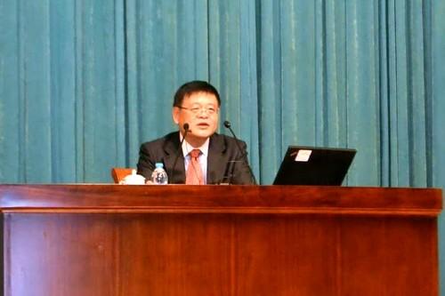 生参加北京高校理论名家大讲堂学习活动 -北外新闻网
