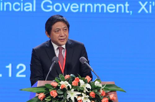 彭龙校长在第十二届全球孔子学院大会开幕式发言
